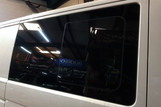 VW T6 KOMBI REAR LOAD AREA TINTS (SIDE DOORS AND REAR GLASS)