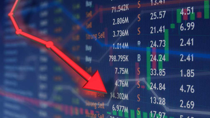 Aumenta el pesimismo en Wall Street tras crisis del coronavirus