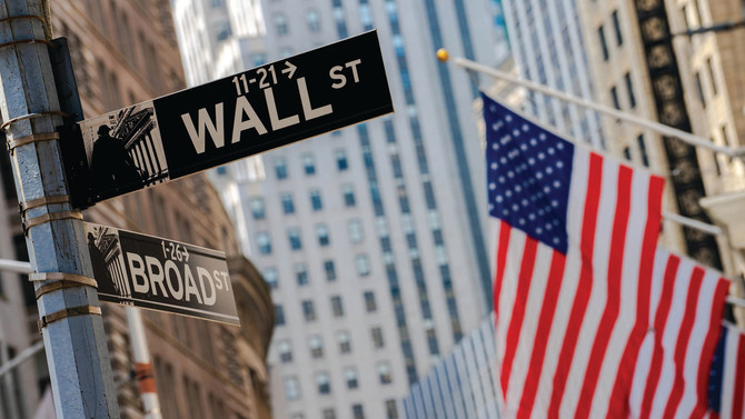 Bajas en Wall Street tras datos de apoyo por desempleo