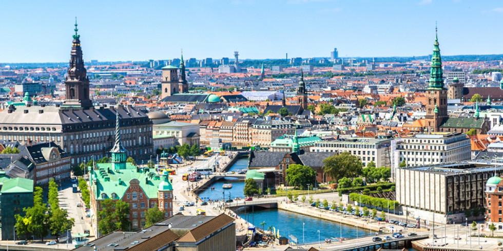 Щецин-Копенгаген (Дания)