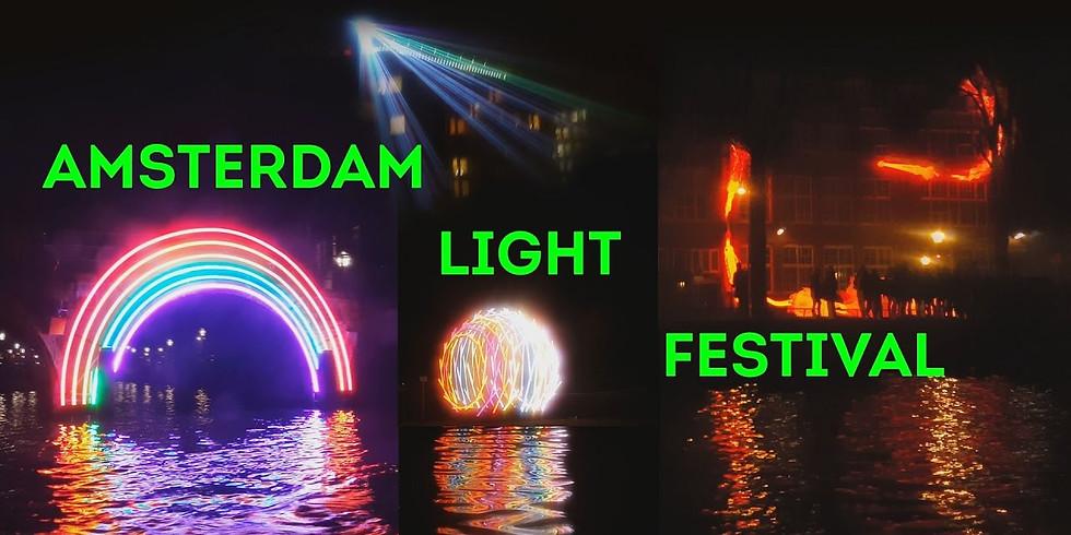 Щецин-Амстердам + фестиваль света 29 ноября-1 декабря  2019