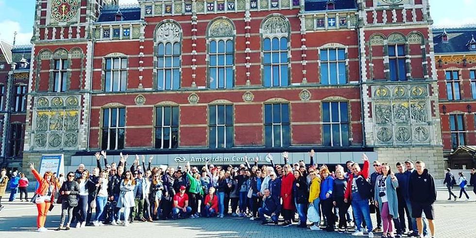 Щецин-Амстердам 19-21.10.18