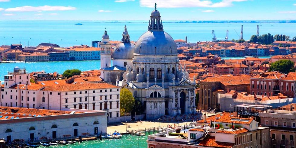 Щецин -Венеция 13-15 сентября 2019 г.