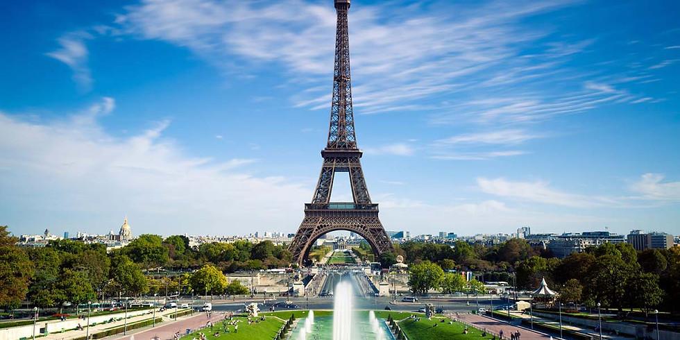 Щецин-Париж (Диснейленд, Версаль) 8-11 ноября 2019 г.