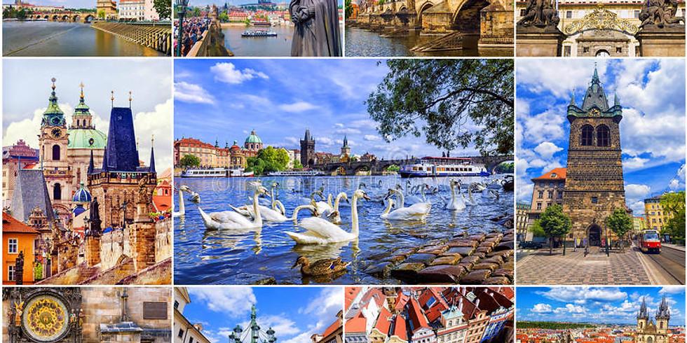 Щецин – Прага 10-12 мая 2019 г.