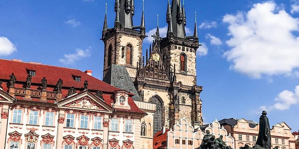 Тур в Прагу из Гданьска, Быдгощи и Познани  28-30 августа 2020 г.