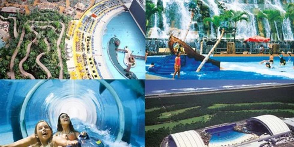 "Щецин-Аквапарк ""Тропический остров"" (Das Tropical Islands Resort) 14.10.18"