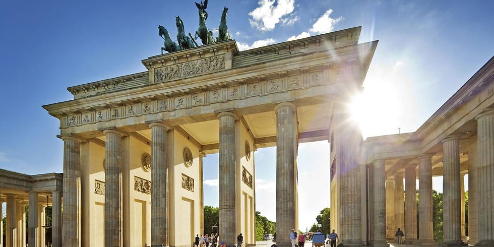 Щецин-Берлин 16 февраля 2019 (Обзорная прогулка по Берлину)