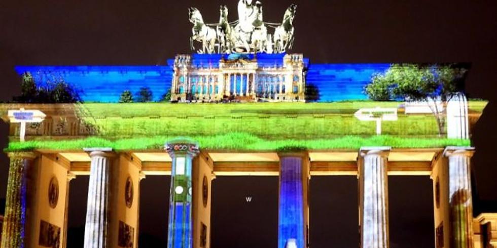 Щецин-Берлин-Festival of Lights 13.10.18