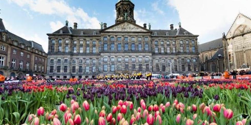 Щецин-Амстердам (Национальный День тюльпанов + фестиваль света) 18-20 января 2019