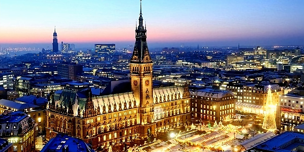 Щецин-Гамбург 24-25 августа 2019