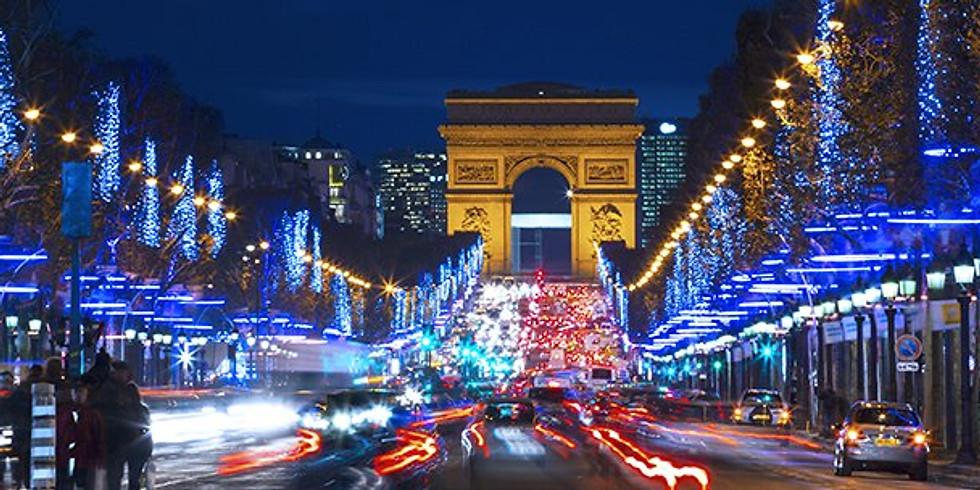 Познань - Париж (Новый год)