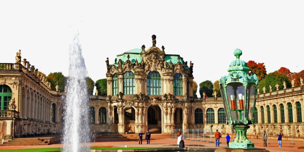 Щецин - Дрезден: «Саксонская Швейцария» - Мост  Бастай -Дрезден 24-26 мая 2019