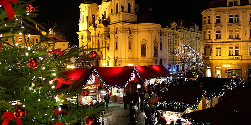 Щецин – Прага 21-23.12. 2018 г.