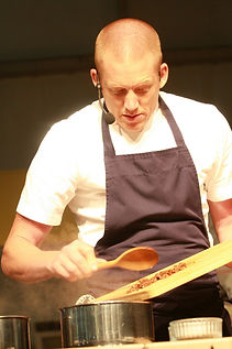 Will Holland Celebrity Chef