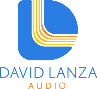 David Lanza Audio Logo