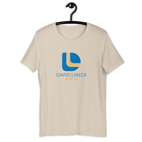 T-Shirt - Blue Logo