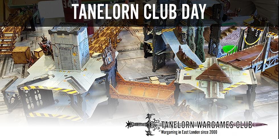Tanelorn Club Day at Rule Zero