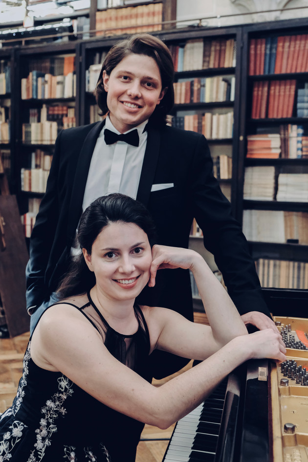 Camille Lemonnier & Fabian Langguth, Royaumont