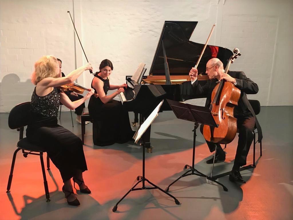 Brahms Trio Hamburg, (c) Clovis Michon