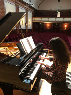 Camille Lemonnier, Wigmore Hall London