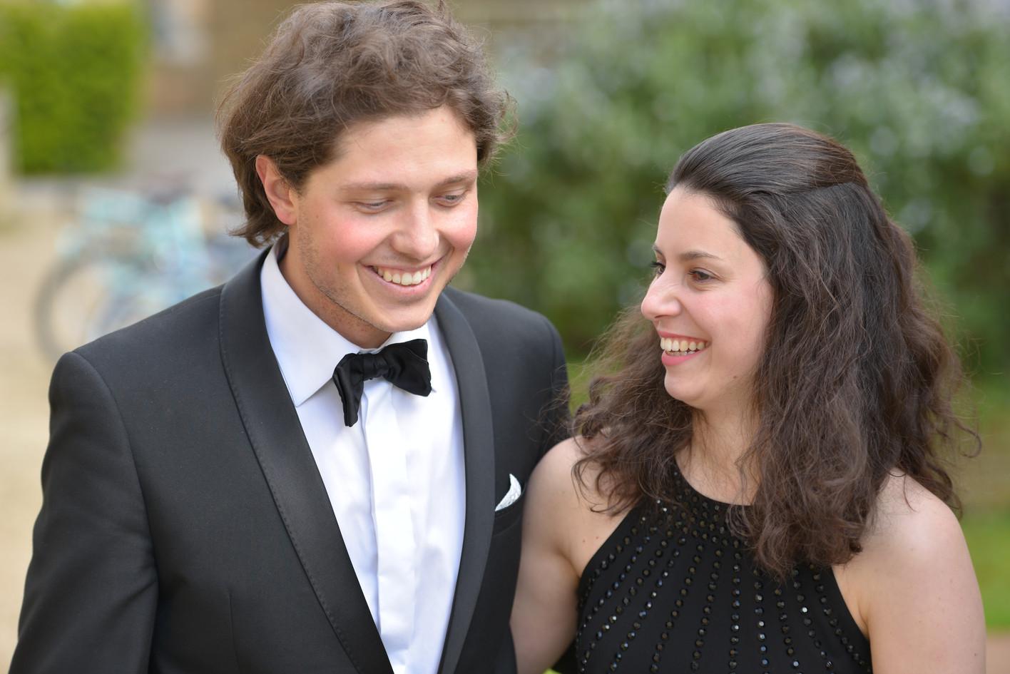 Fabian Langguth & Camille Lemonnier, (c) Julian Guidera