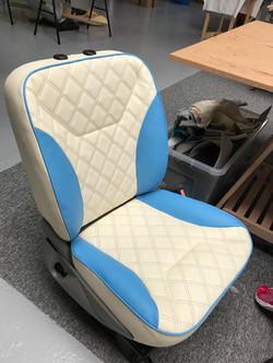 Galaxy seat