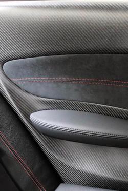 Vehicle Interior Trimming