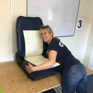 Vehicle Upholstery Training