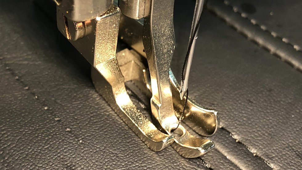 Top Stitch / French Seam Foot