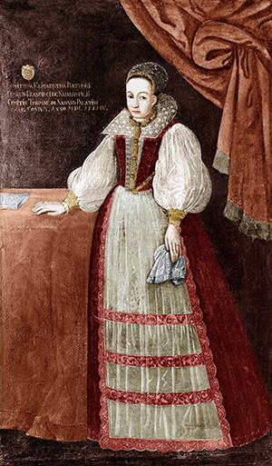 Countess Elizabeth Báthory de Ecsed