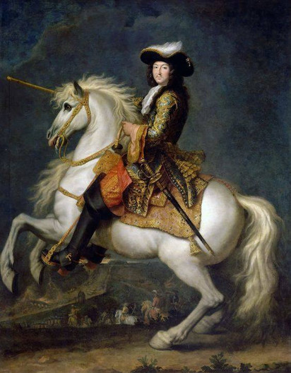 Louis XIV: King of France
