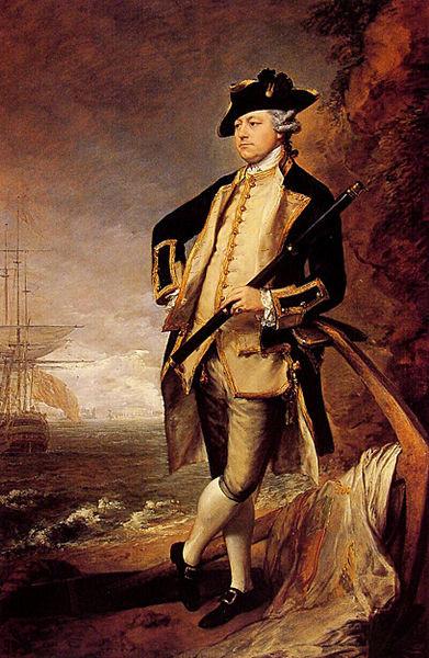 Augustus John Hervey, 3rd Earl of Bristol