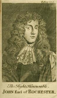 John Wilmot 2nd Earl of Rochester