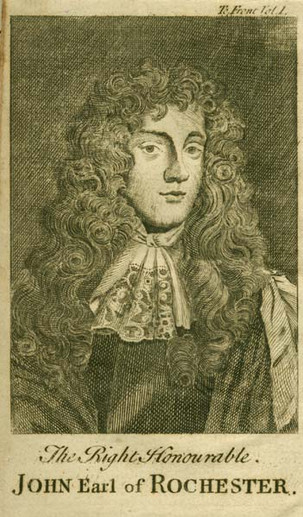 John Wilmot 2nd Earl of Rochester