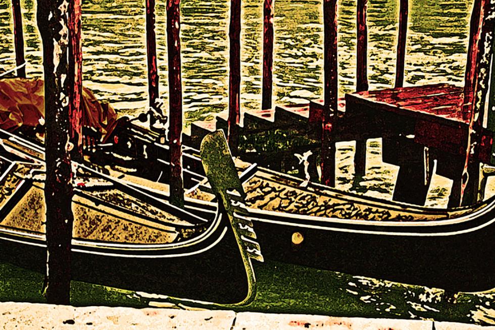 Venice Canal Scape #16