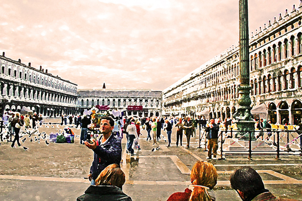 St Marks Square