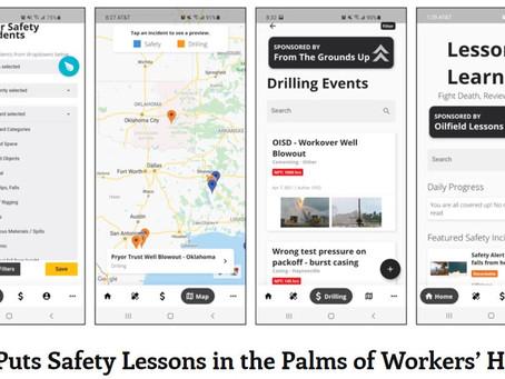 Oilfield Lessons in Oilman Magazine