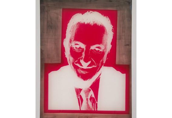 Andy Warhol - Silkscreen for Portrait of Sidney Janis.jpg