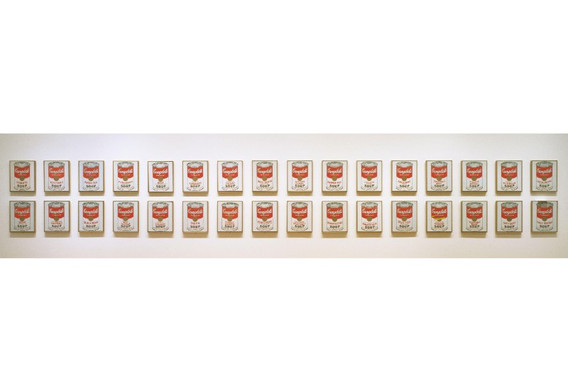 Andy Warhol - Campbell's Soup Cans.jpg