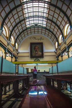 bưu điện Sài Gòn