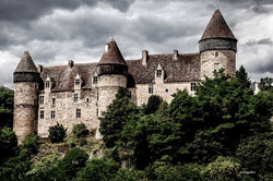 Le chateau du CULAN
