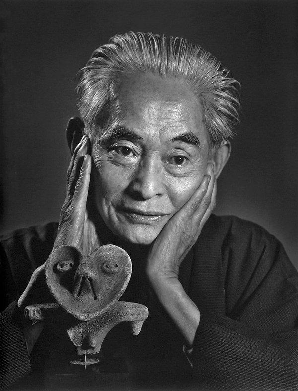 Yousuf-Karsh-Yasunari-Kawabata-1969-1494