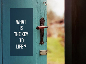 The Key to Unlocking a New Life