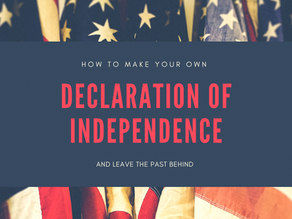 Making Your Own Declaration of Independence