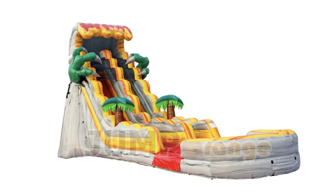 T-REX 20' WET OR DRY SLIDE