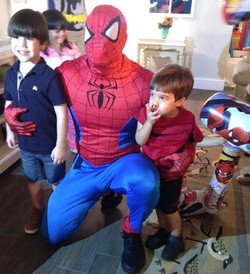 Spider-Man Character