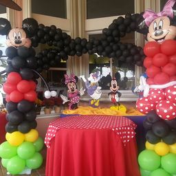 Mickey and Minnie Decoration