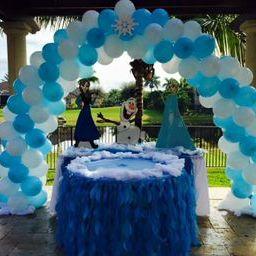 Frozen theme Decoration