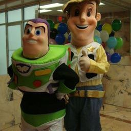 Buz and Woody